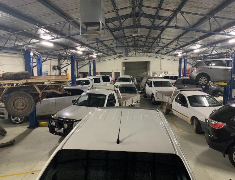 Shepparton Autocare Workshop